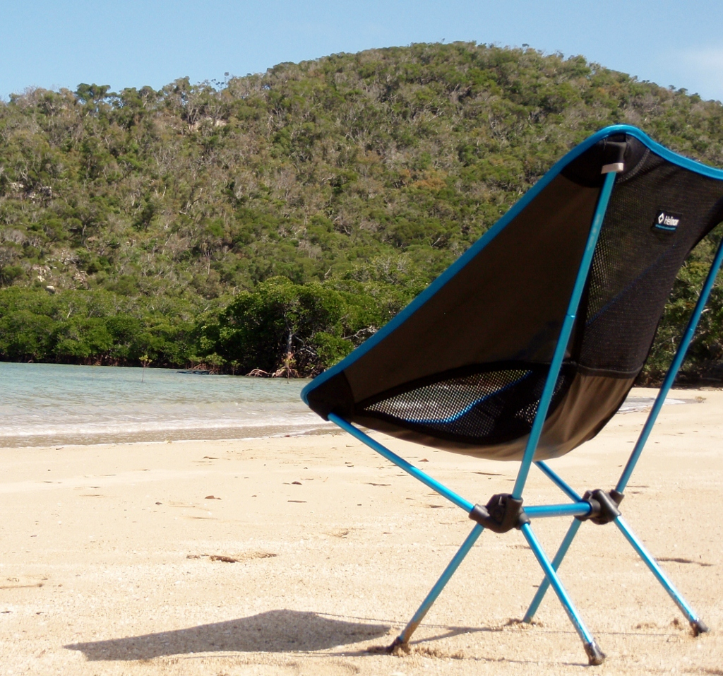 Helinox Chair One A Nice Piece Of Kit For The Camping
